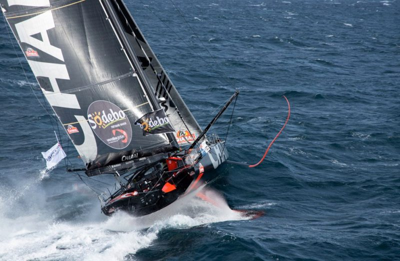 Charal sailing