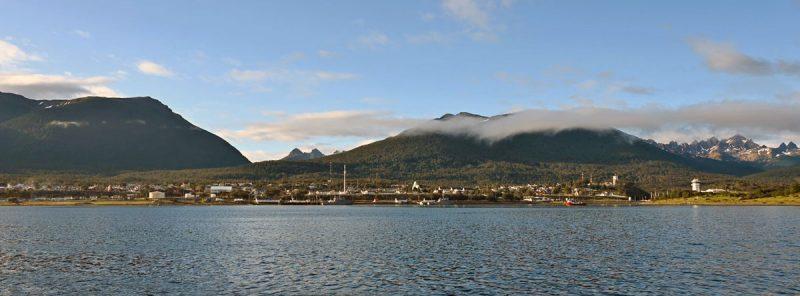 Puerto Williams panorama