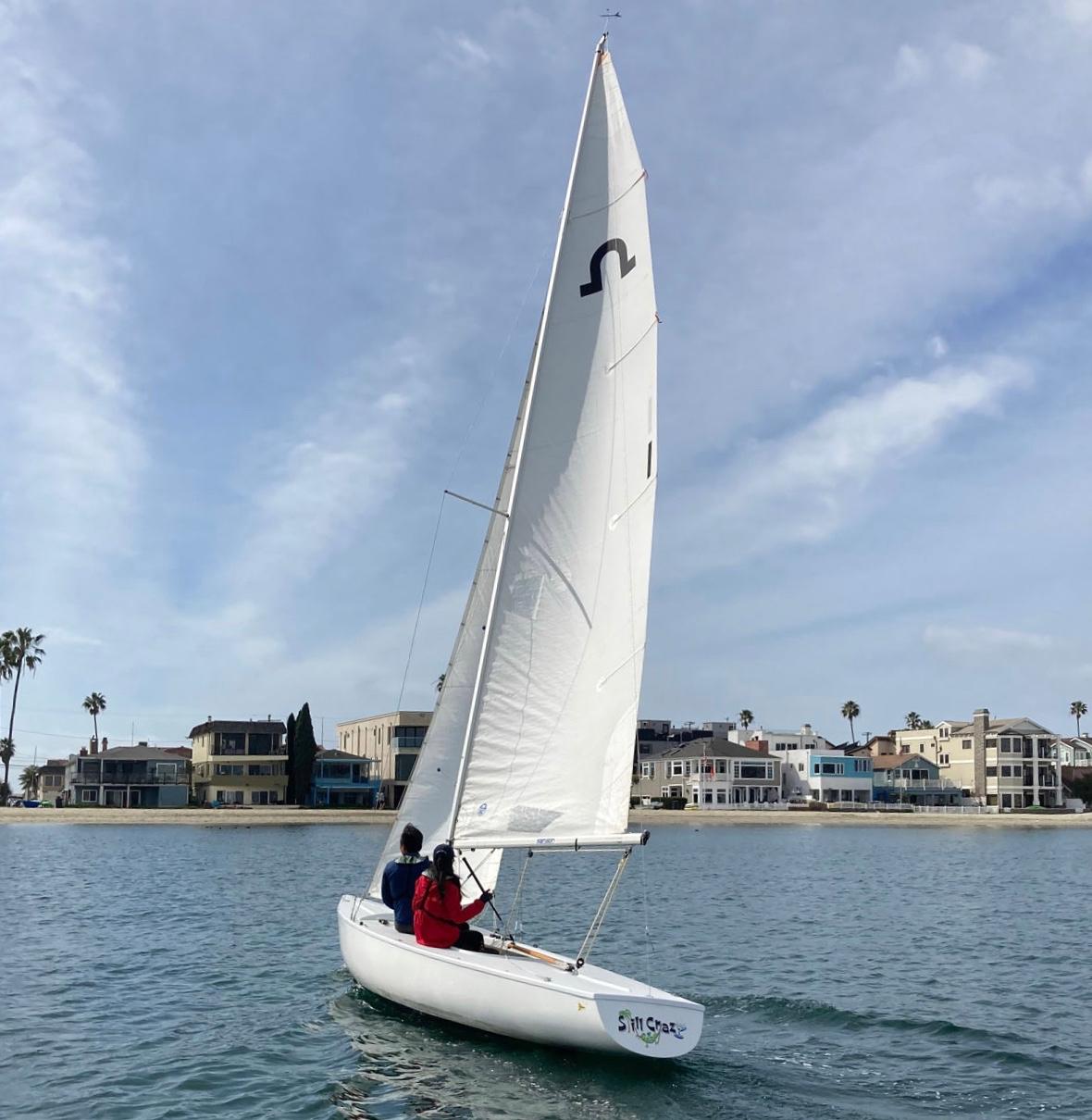 Long Beach Yacht Club Soling Fleet