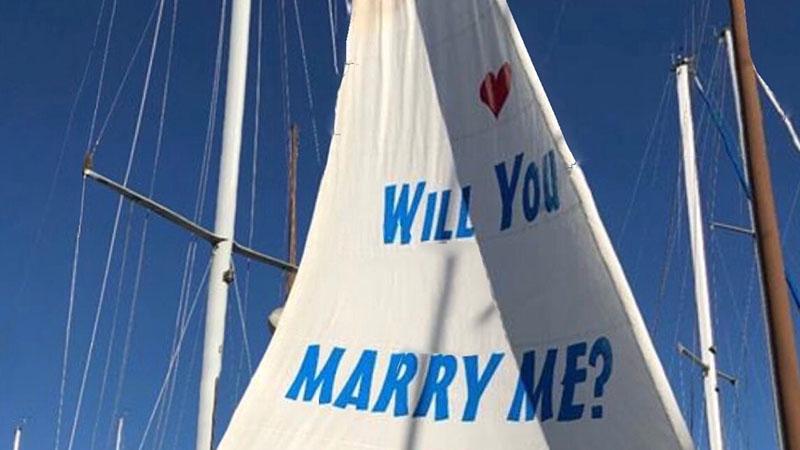 headsail proposal
