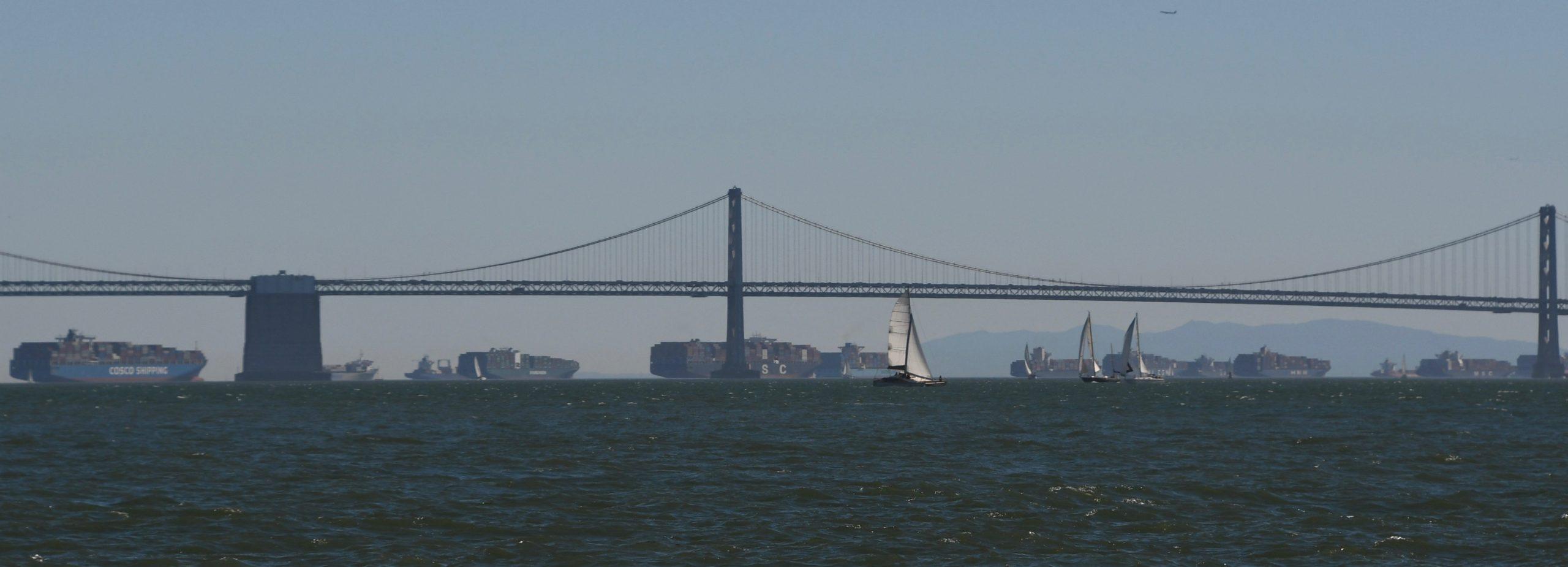 San Francisco South Bay Ships
