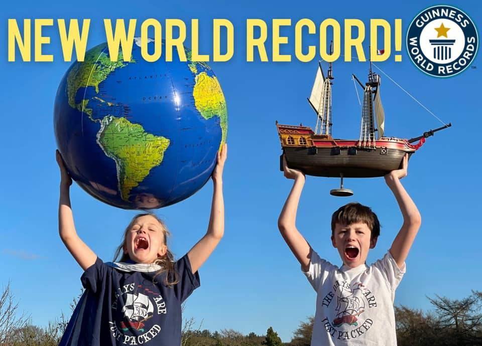 Boys World Record