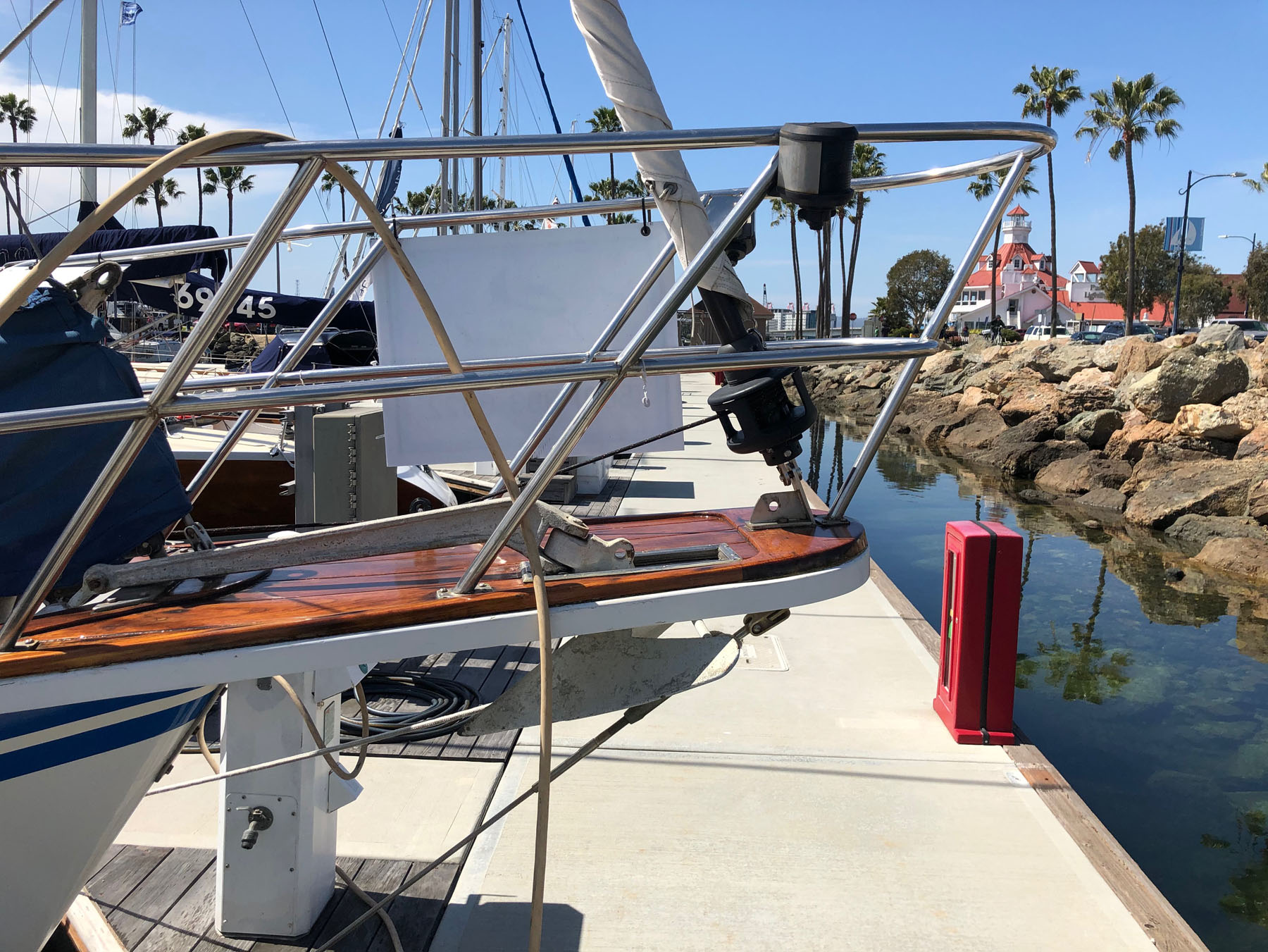 Dock Follies