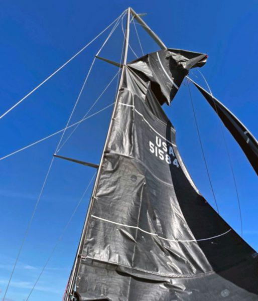 Wingman's mast top