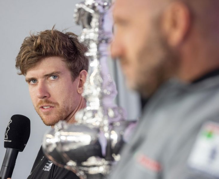Peter Burling and the America's Cup