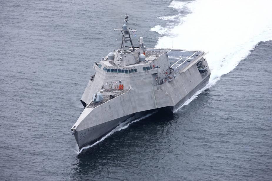 USS 'Oakland'