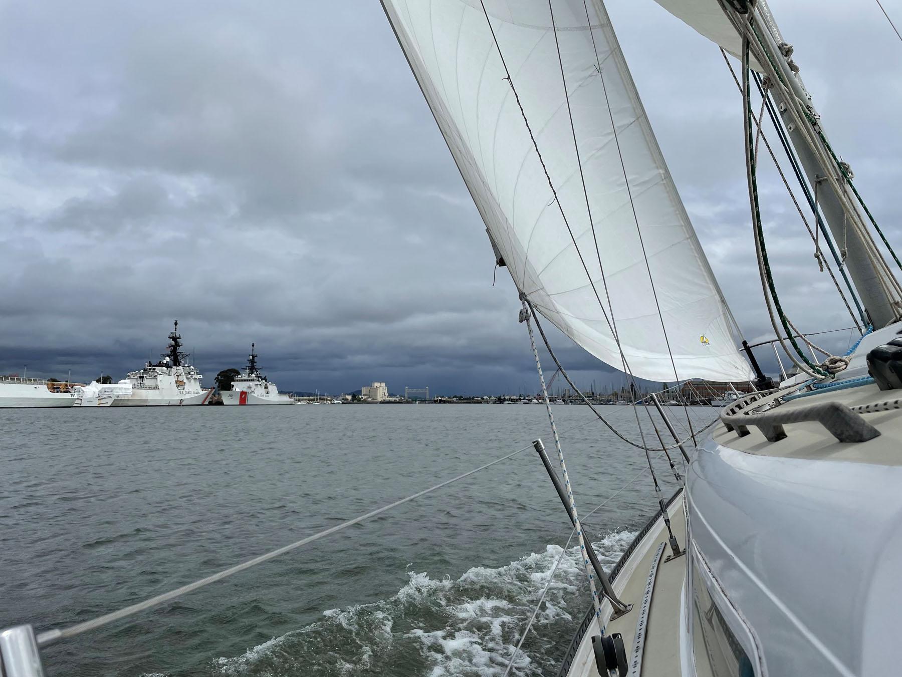 Summer Sailstice home to Alameda Marina