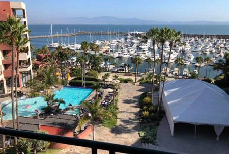 Hotel and Marina Coral