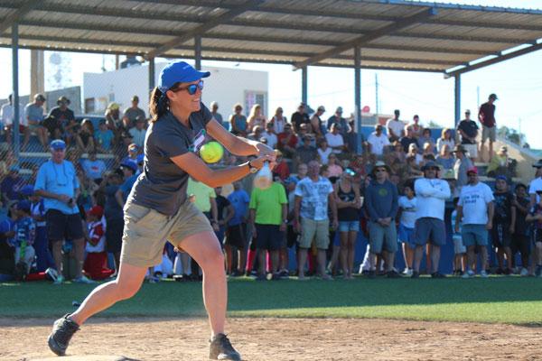 Baja Ha-Ha baseball game