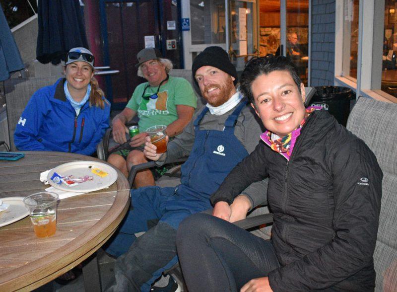 Jaimie, Chris, Nathan and Ros