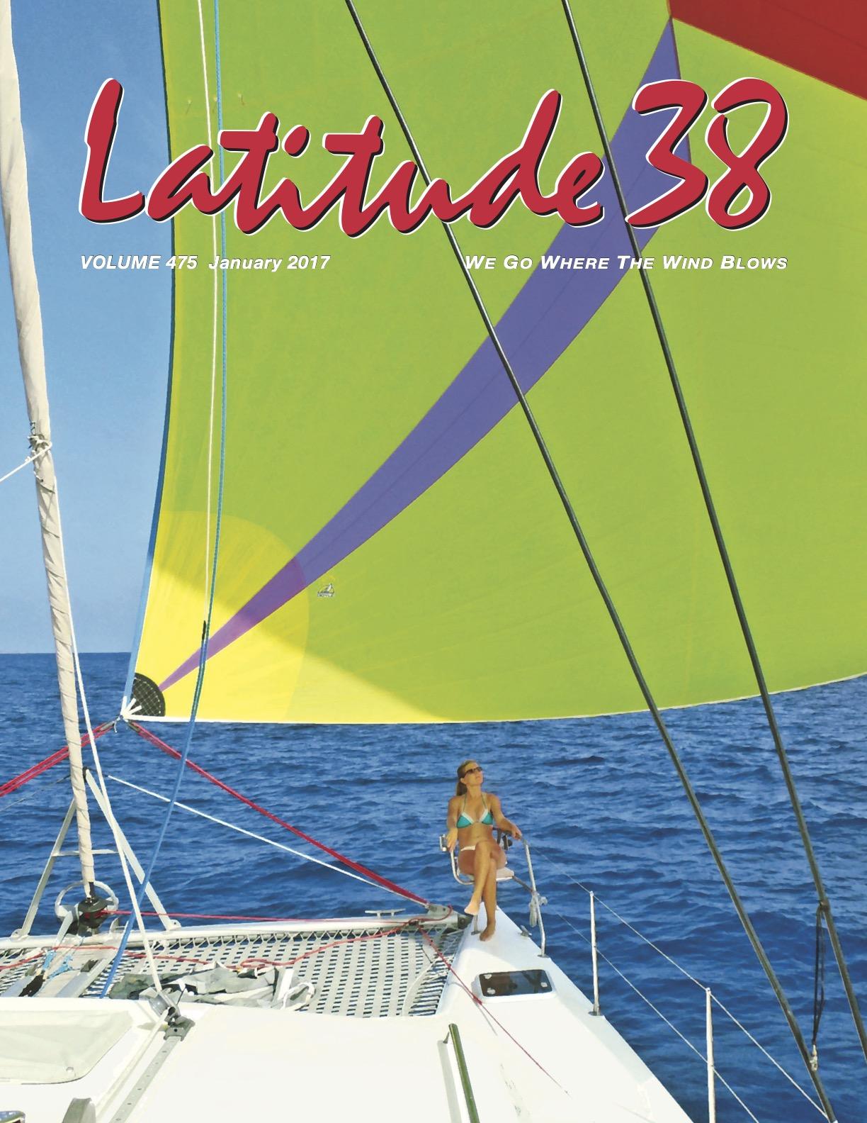 Latitude 38 cover