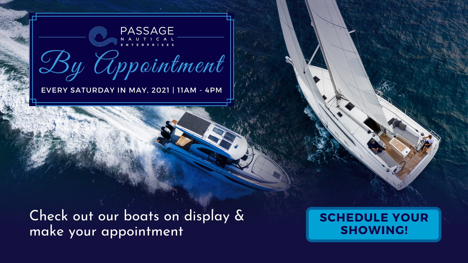 Passage Nautical 'By Appointment' event