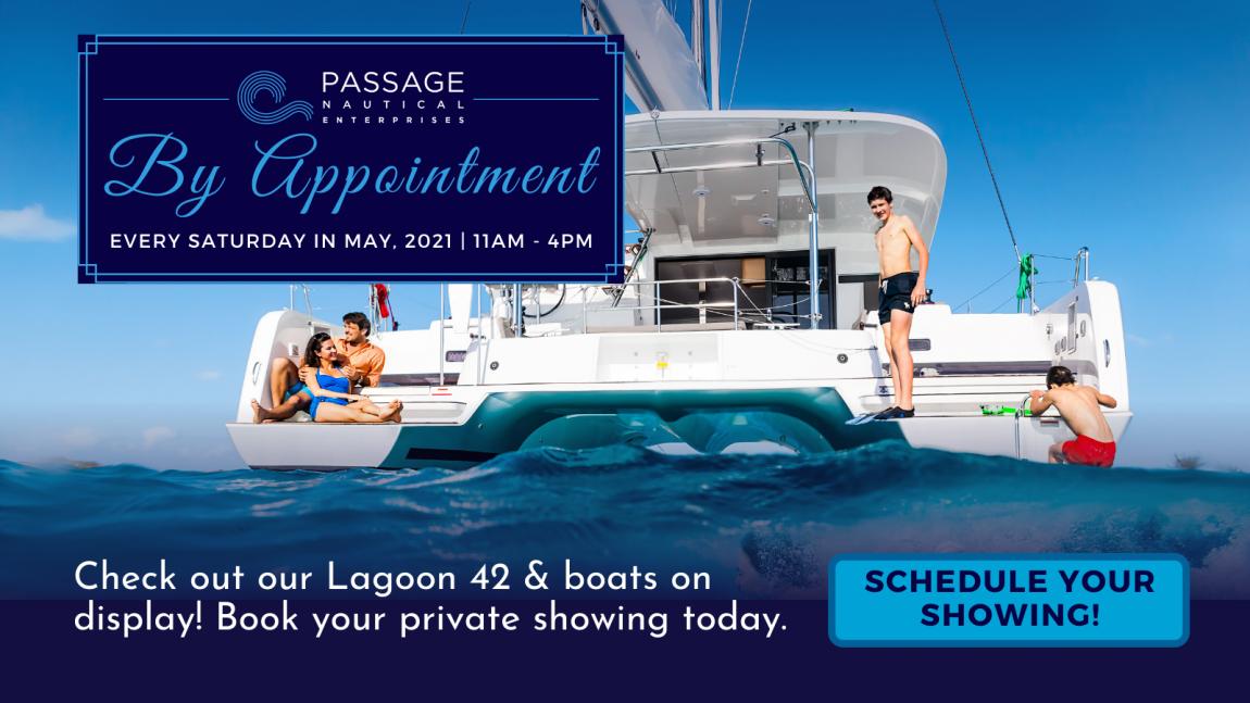 New Lagoon 42 And Beneteau Models