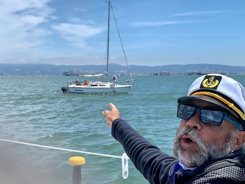 Captain Duane Brumm Sail La Vie