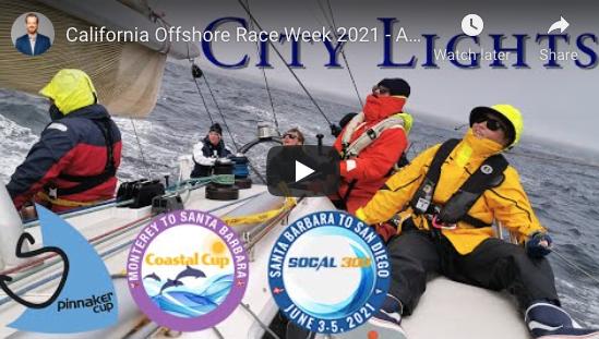 California Offshore Race Week