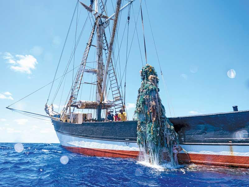 Cargo sailer Kwai