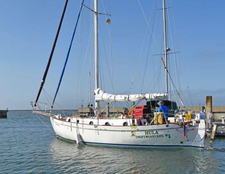 Hula, Westsail 32