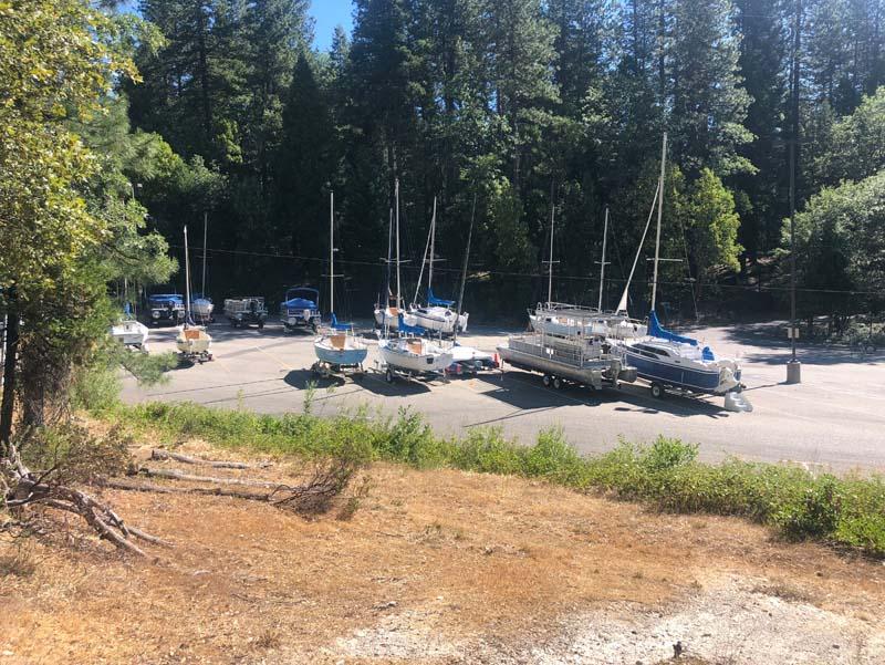Scott's Flat Lake Dry Storage