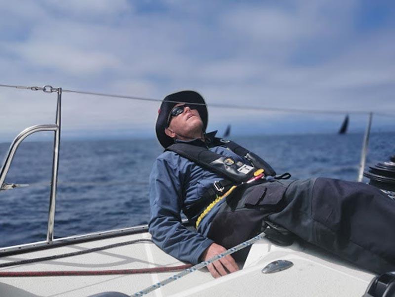 Skipper Aaron Wangenheim