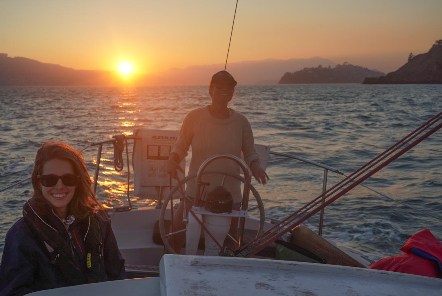 Crew Party Sails