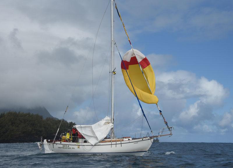 Hula's 'kite'