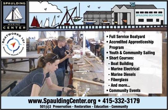 Spaulding Marine Center