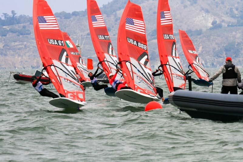US Sailing Open iQFoil