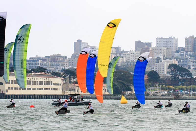 US Sailing Open Kite Foiling