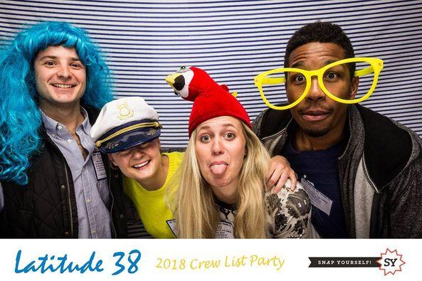 Crew Party fun