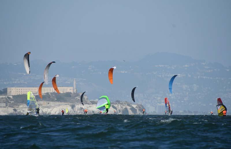 Kites on the Horizon