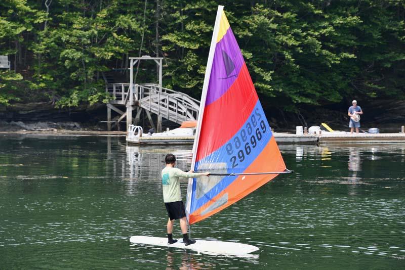 Maine Windsurfing