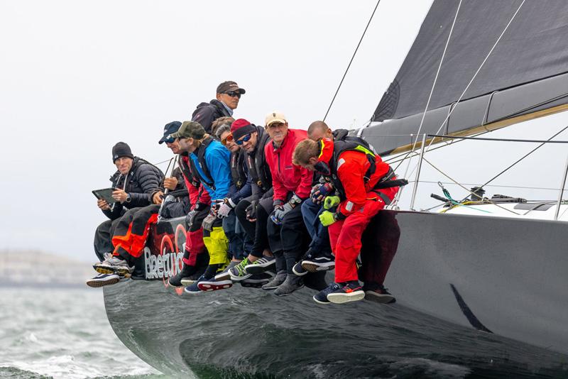 Rolex Big Boat Series Crew