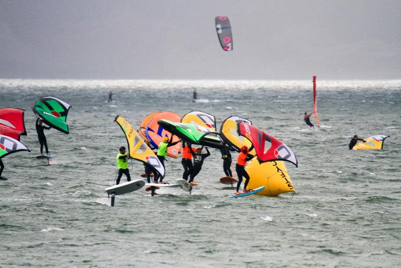 Windsurf Wing Slalom