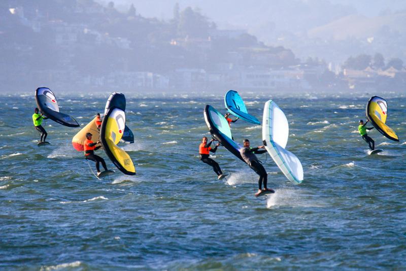 StFYC Windsurf Slalom