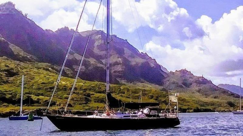 Grenz's vessel 'Epic'