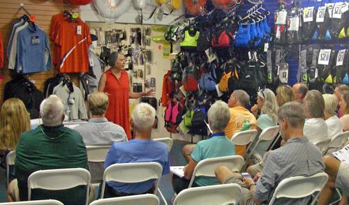 Ann Kinner seminar