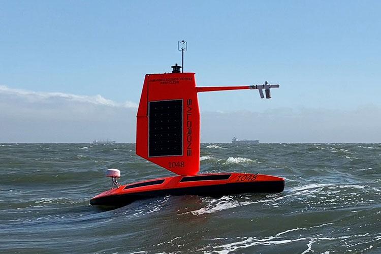 saildrone hurricane USV