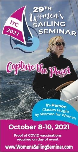 Women's Sailing Seminar Flyer