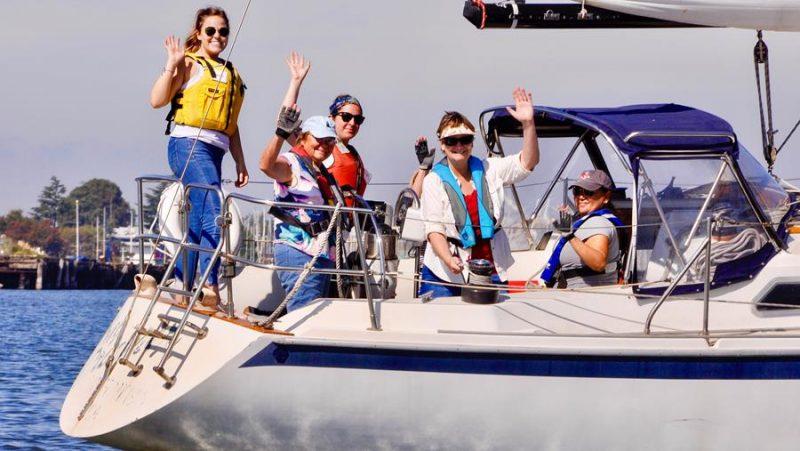 Women's Sailing Seminar