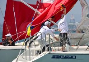 Match racing in Catalina 37s